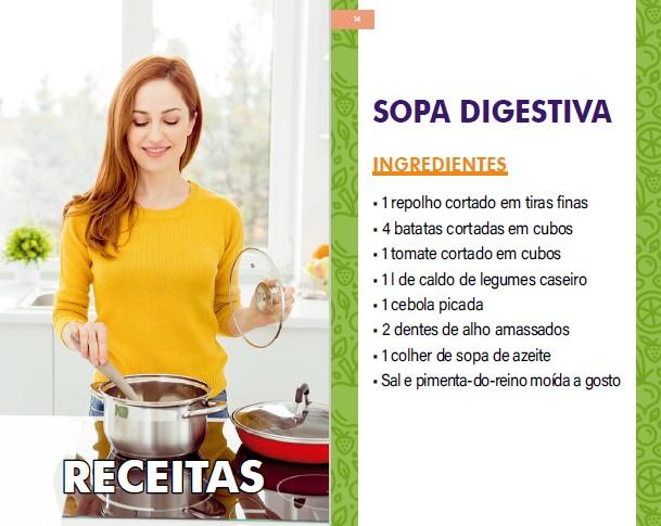 Emagreça Com Saúde Ed. 21 - Sopas Leves - *PRODUTO DIGITAL (PDF)