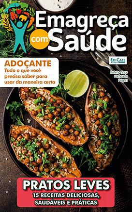 Emagreça Com Saúde Ed. 23 - ADOÇANTE  - *PRODUTO DIGITAL (PDF)