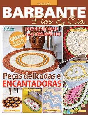 Feito Em Casa  Ed. 76 - Barbante Fios & Cia * PRODUTO DIGITAL (PDF)