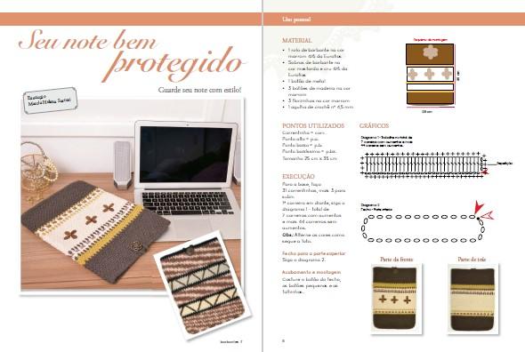 Fio a Fio Ed. 22 - Barbantes * PRODUTO DIGITAL (PDF)