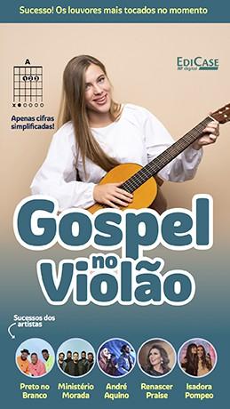 Gospel no Violão Ed. 42 - PRODUTO DIGITAL (PDF)