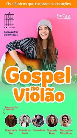 Gospel no Violão Ed. 47 - PRODUTO DIGITAL (PDF)