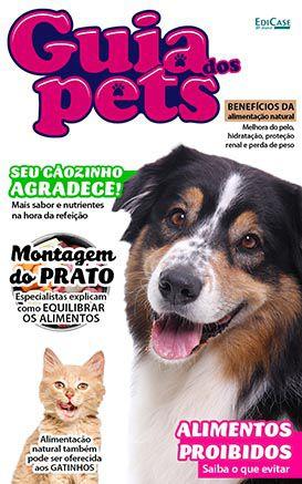 Guia dos Pets Ed. 01 - Alimentos Proibidos - PRODUTO DIGITAL (PDF)