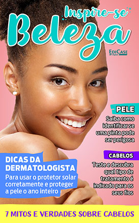 Inspire-se! Beleza - Ed.15 - Dicas da Dermatologias - *PRODUTO DIGITAL (PDF)