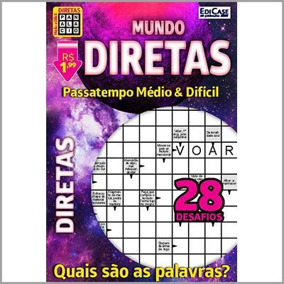 Mundo Diretas   - Case Editorial