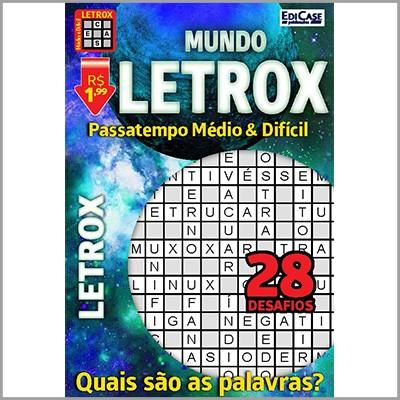 Mundo Letrox   - EdiCase Publicações
