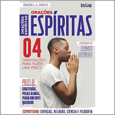 Orações e Preces - Edição 03 (Orações Espíritas)  - EdiCase Publicações