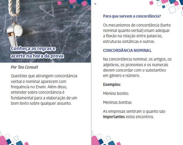 Orientações Enem Ed. 03 - Vícios de Linguagem - PRODUTO DIGITAL (PDF)