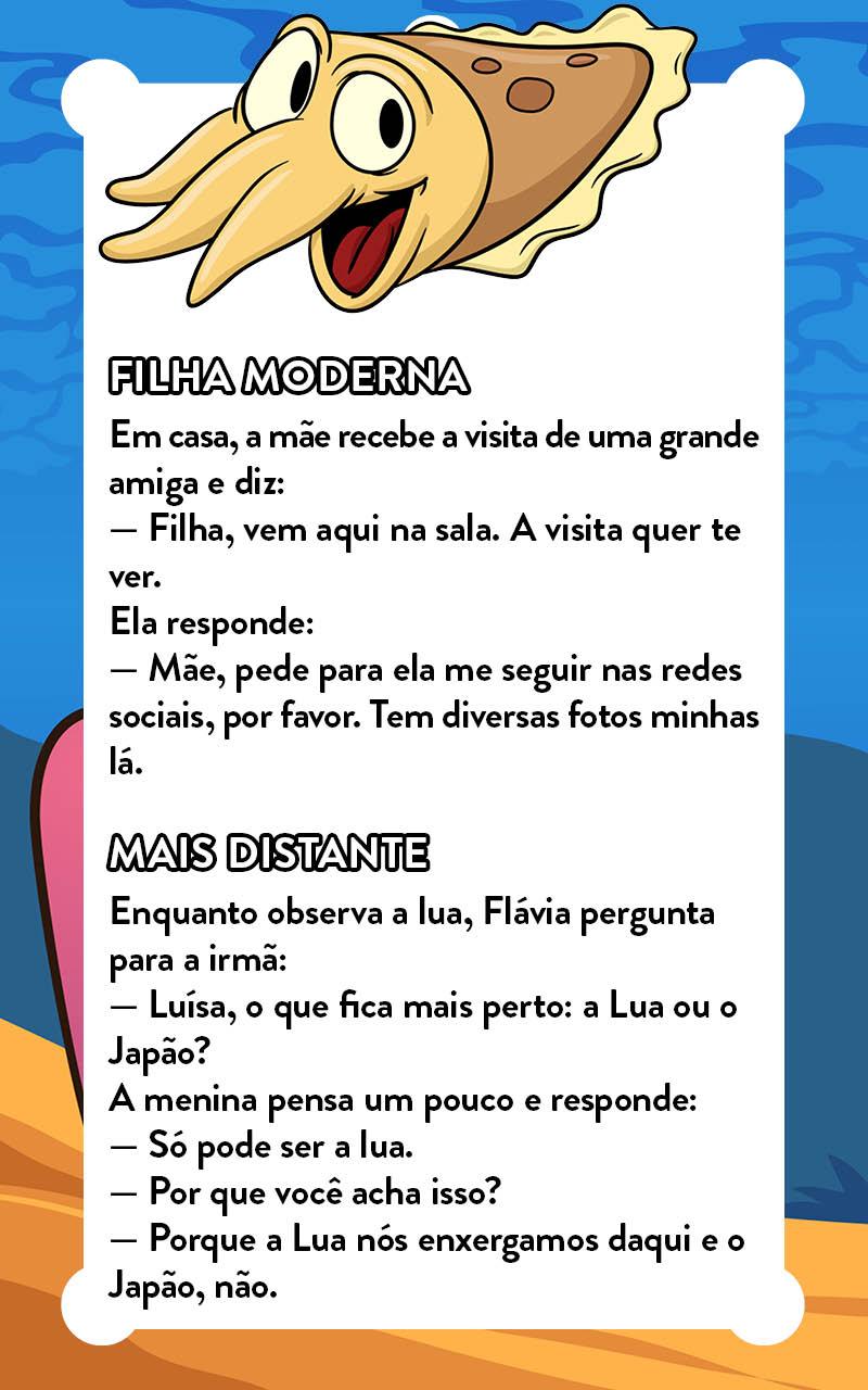 Piadas Para Crianças Ed. 90 - Curtinhas, O que é, o que é? E Charadas - PRODUTO DIGITAL (PDF)