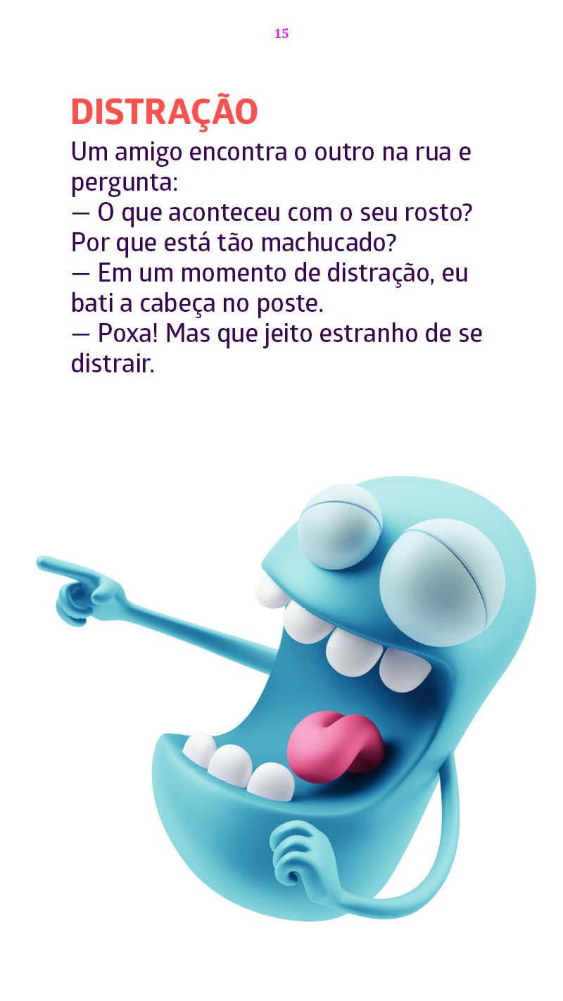 Piadas Para Todos Ed. 53 - Humor Inteligente e Consciente  - PRODUTO DIGITAL (PDF)
