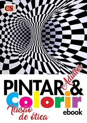 Pintar e Colorir Adultos Ed. 20 - Coração - PRODUTO DIGITAL (PDF)