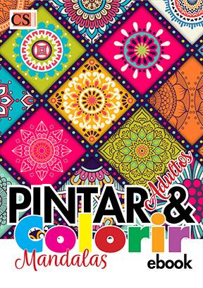 Pintar e Colorir Adultos Ed. 30 - Mandalas - PRODUTO DIGITAL (PDF)