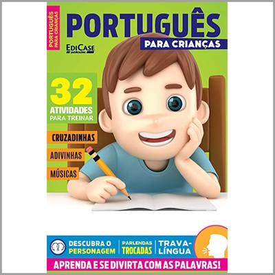 Português Para Crianças - Ed. 01 (Atividades)  - EdiCase Publicações