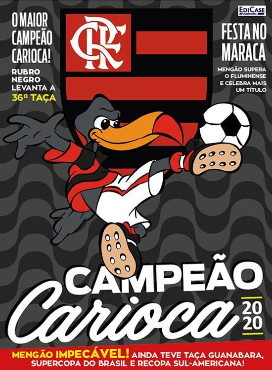 Pôster Carioca 2020 Ed. 01 - Flamengo