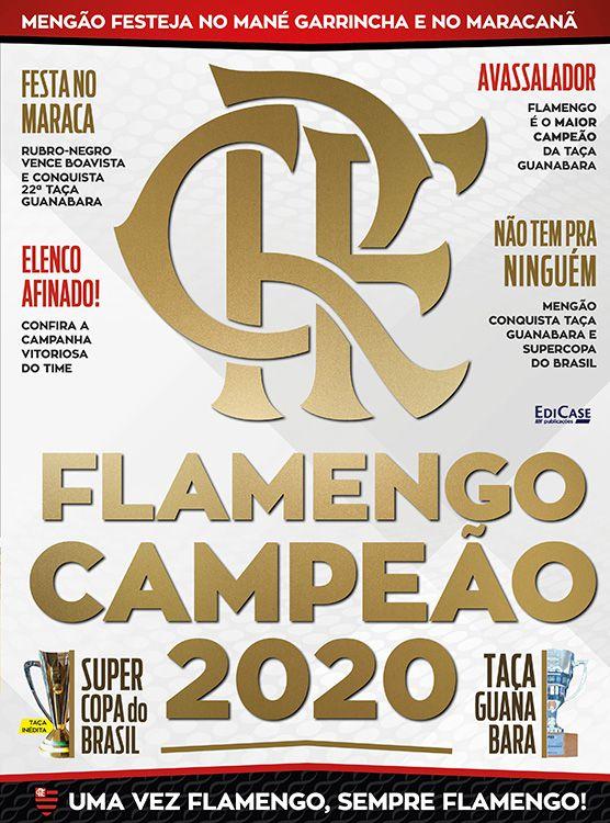 Pôster Flamengo 2020 Ed. 01