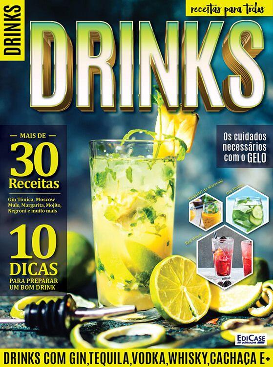 Receitas Para Todos Ed. 04 - Drinks