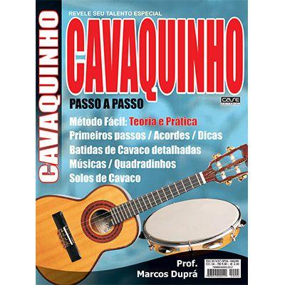 Revele Seu Talento Especial Ed. 04 - Cavaquinho - VERSÃO PARA DOWNLOAD (PDF)  - EdiCase Publicações