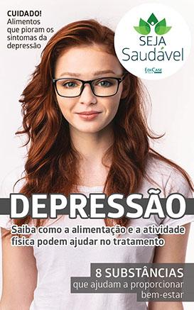 Seja Saúdavel Ed. 03 - Depressão, ajude seu cérebro - *PRODUTO DIGITAL (PDF)