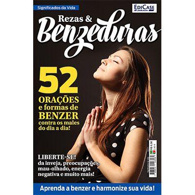 Significados da Vida Ed. 01 - Rezas e Benzeduras  - EdiCase Publicações
