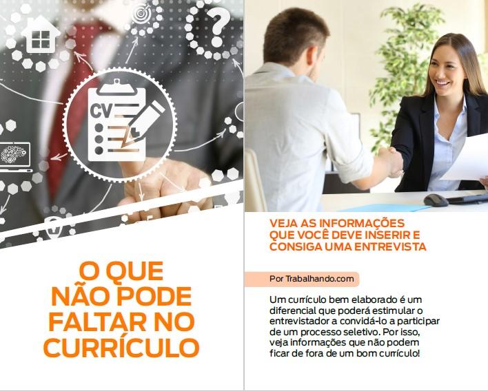 Sim, Você Pode! Ed. 04 - Entrevista de Emprego  - PRODUTO DIGITAL (PDF)