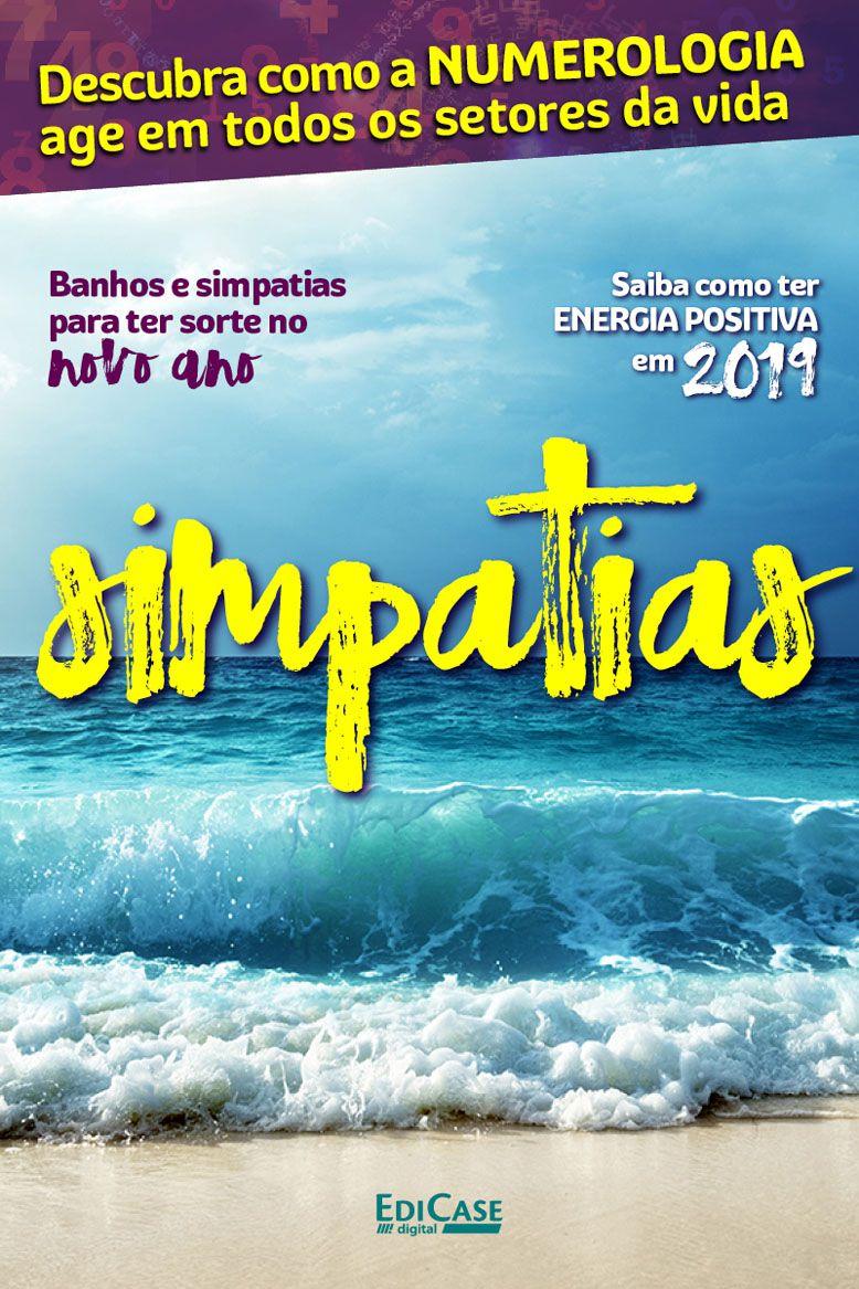 Simpatias Ed. 01 - PRODUTO DIGITAL (PDF)  - EdiCase Publicações