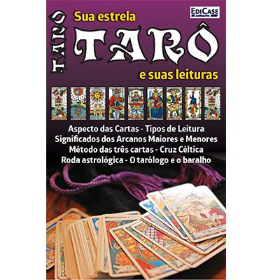 Sua Estrela Ed. 01 - Tarô e Suas Leituras  - EdiCase Publicações