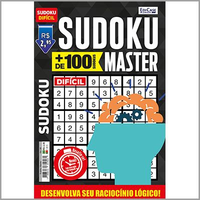 Sudoku Master   - EdiCase Publicações
