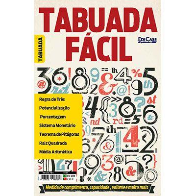 Tabuada Fácil Ed. 03  - Case Editorial
