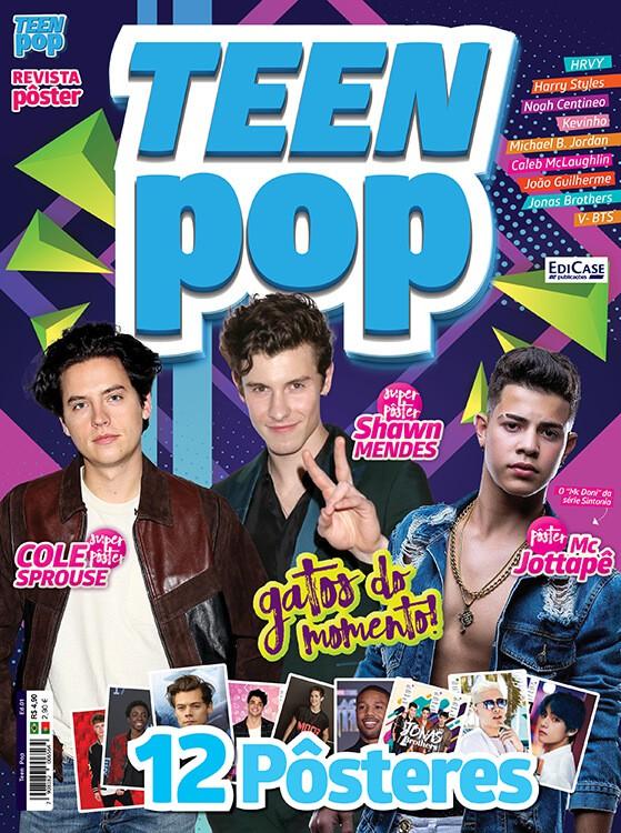 Teen Pop Ed. 01 - 12 Pôsteres