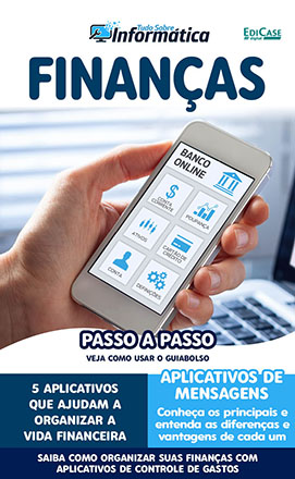 Tudo Sobre Informática Ed. 25 - Finanças - PRODUTO DIGITAL (PDF)