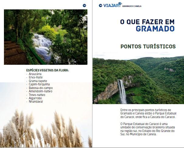 Viajar Ed. 07 - Gramado e Canela - Rio Grande do Sul - *PRODUTO DIGITAL (PDF)