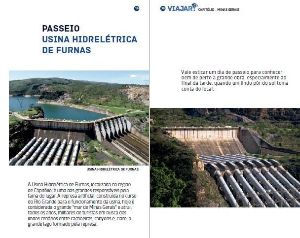 Viajar Ed. 08 - Capitólio - Minas Gerais - *PRODUTO DIGITAL (PDF)
