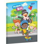Caderno Brochura Grande - Tema: Esportes