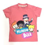 Camiseta Mundo do Bita