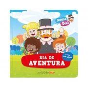 Dia de Aventura (Livro com Abas)