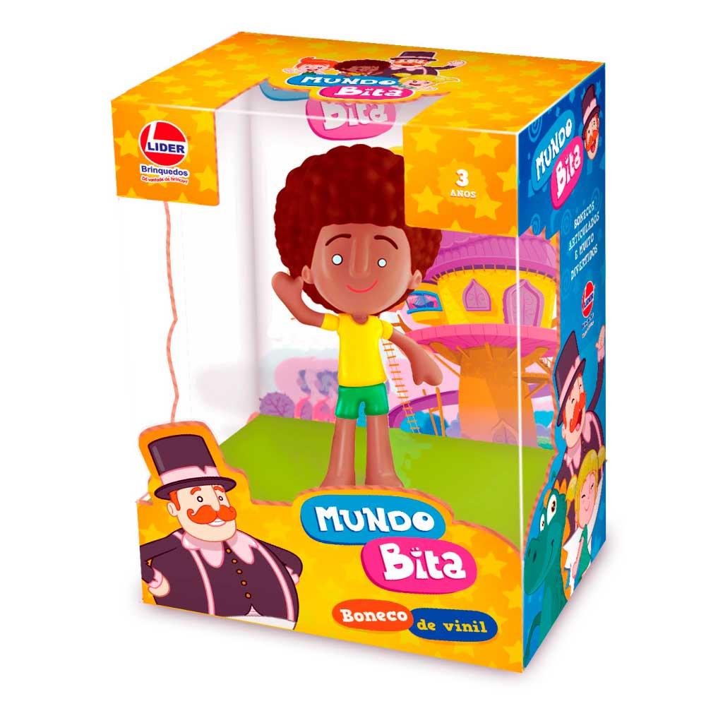 Boneco Vinil Dan  - Lojinha do Bita