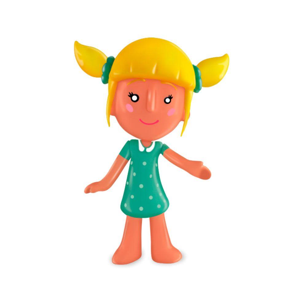 Boneco Vinil Lila  - Lojinha do Bita