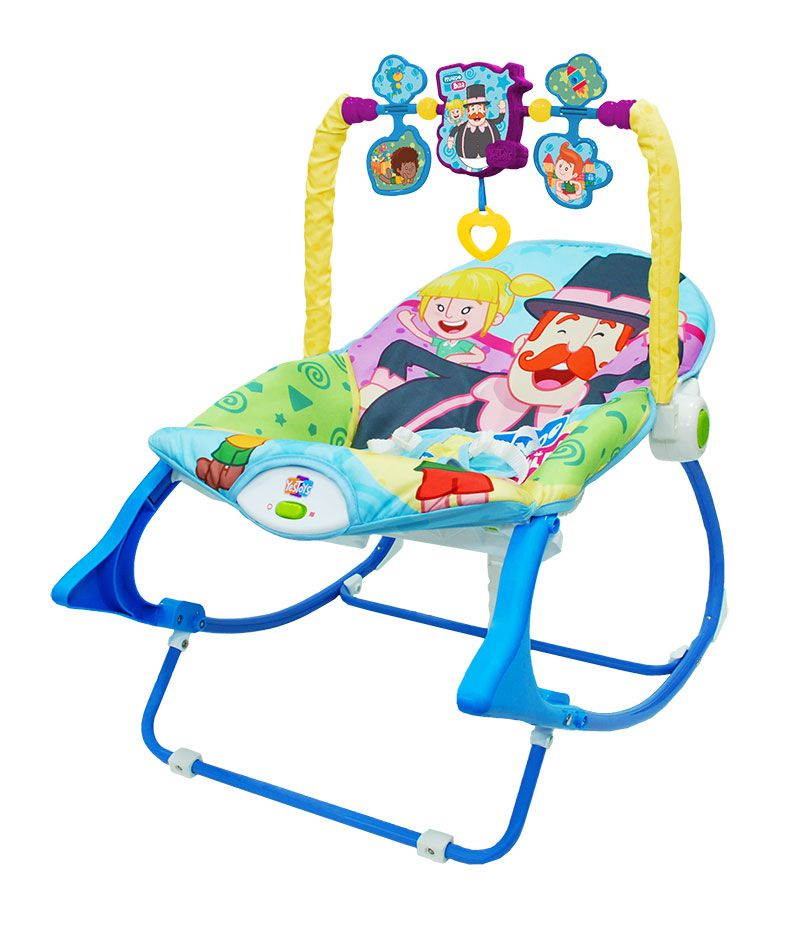 Cadeira de balanço  - Lojinha do Bita