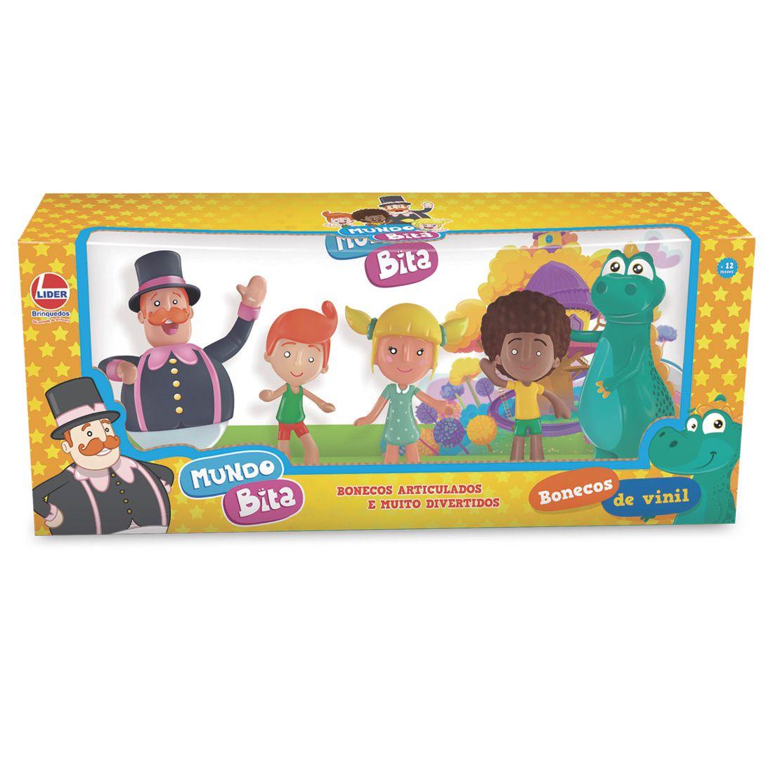 Bonecos Família Bita  - Lojinha do Bita