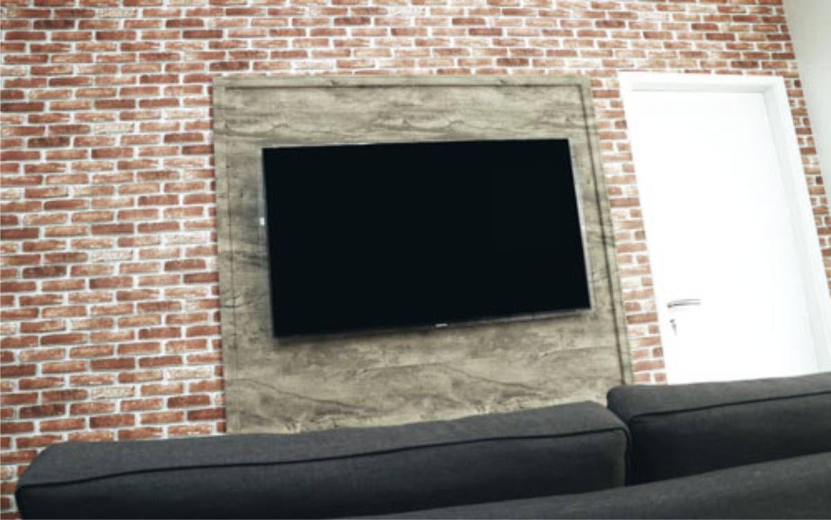 00023 Gold Pedras - Adesivo Decorativo de parede - 60cm larg  - Fac Signs