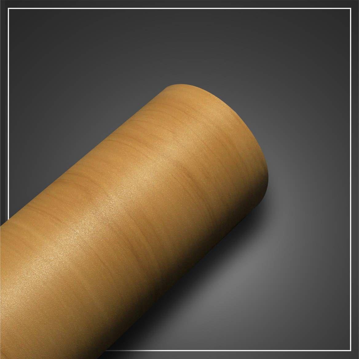 0006 Gold Madeira - Adesivo Decorativo de parede - 60cm larg  - Fac Signs