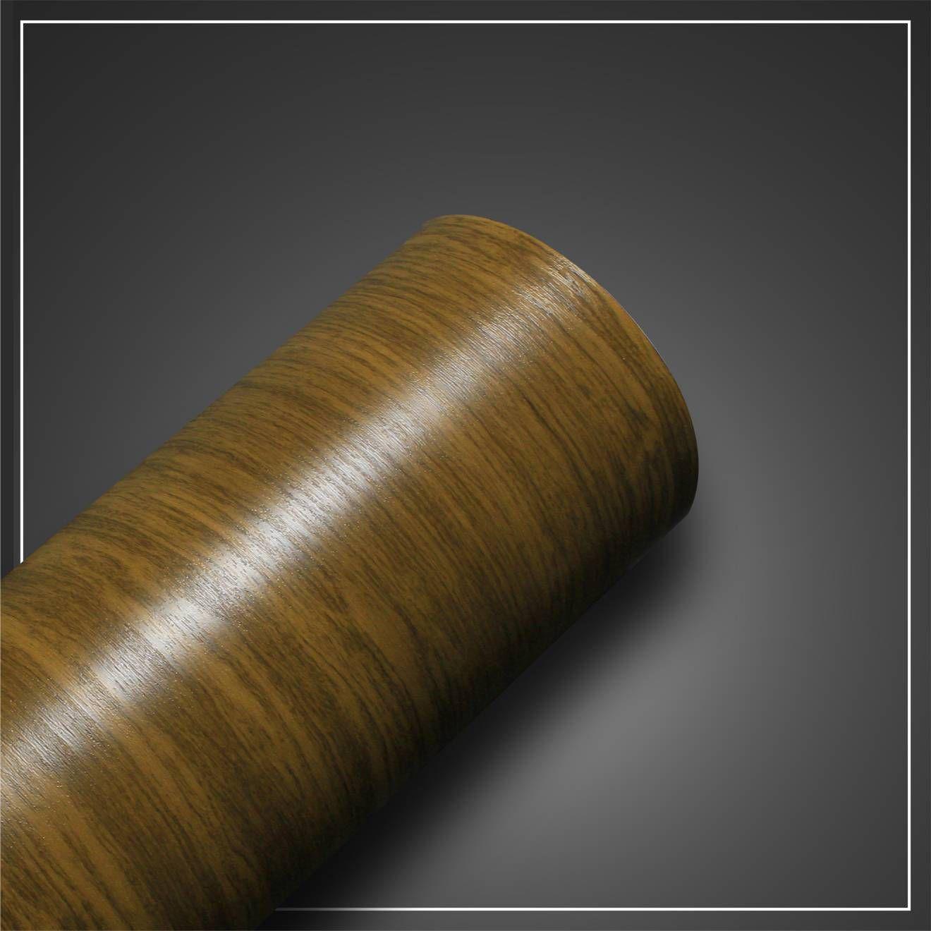 0008 Gold Madeira - Adesivo Decorativo de parede - 60cm larg  - Fac Signs