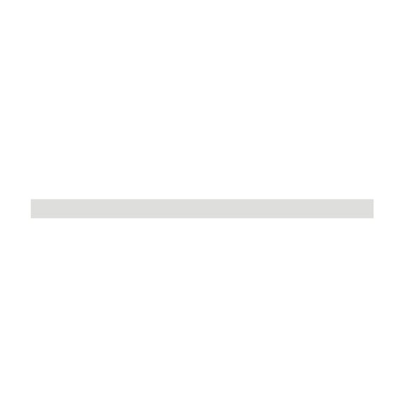 109 - Adesivo Jateado para Vidro - 5 tiras 1,00 x 0,15m  - FAC Signs Impressão Digital