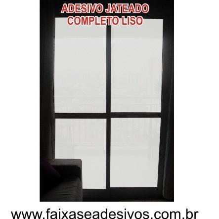 106 - Adesivo Jateado para porta Balcão - liso  - FAC Signs Impressão Digital