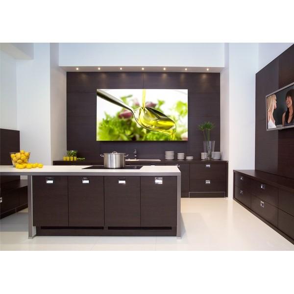 Adesivo Decorativo Cozinha AZEITE 1,20 x 0,80m  - FAC Signs Impressão Digital