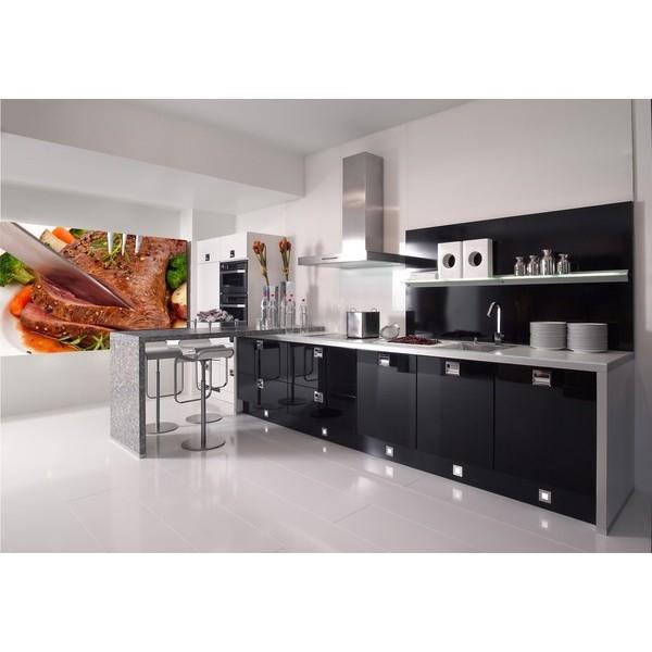 Adesivo Decorativo Restaurante 2,00x 1,00m  - FAC Signs Impressão Digital