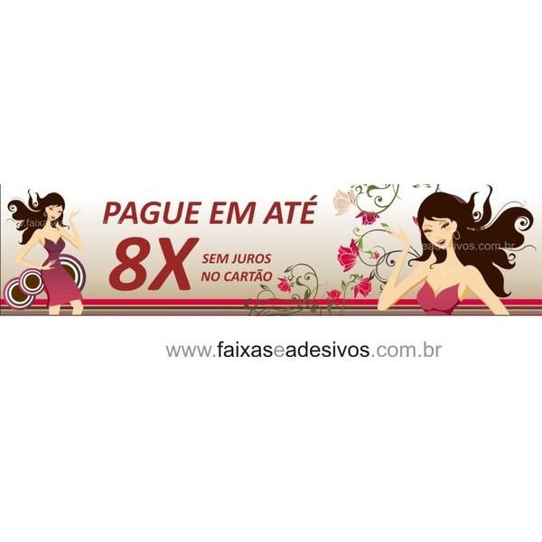 Adesivo Mãe Elegance 200x50cm  - Fac Signs