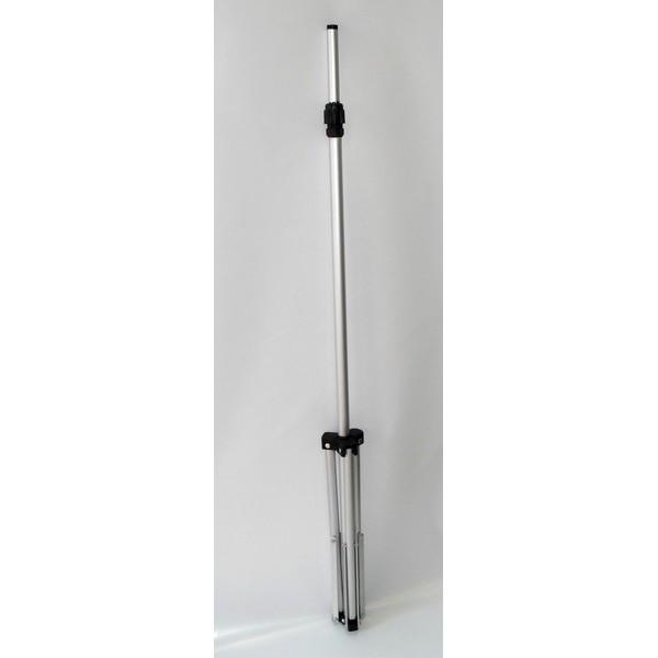 Pedestal sem dobra aluminio  - FAC Signs Impressão Digital