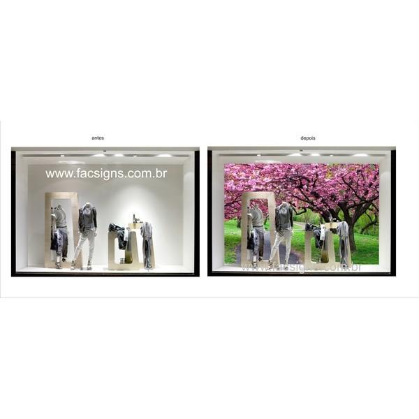 Adesivo Decorativo de parede - vários tamanhos  - FAC Signs Impressão Digital