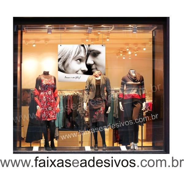 Placa Decorativa Casal de Namorados 60 x 0,40m  - Fac Signs